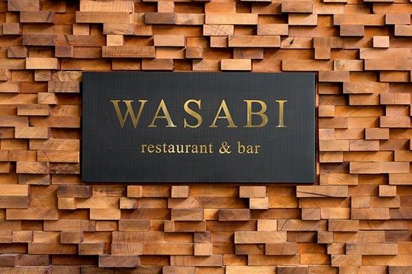 Sign Wasabi
